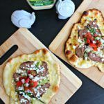Carne Asada Pizza with Avocado Ranch - The Complete Savorist