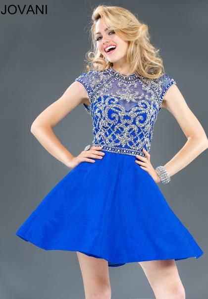Jovani Cocktail 89466 at Prom Dress Shop