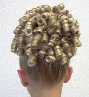 cheerleader hairpieces,cheer curls, classic curls ...
