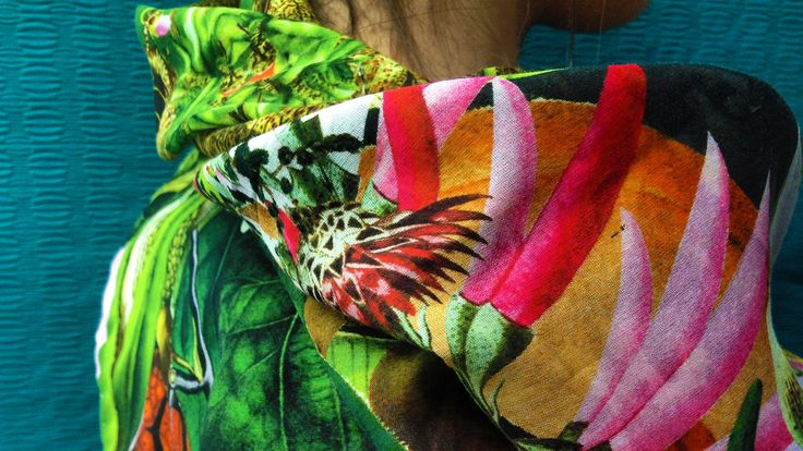 #silkscarf http://fundit.ie/project/the-lotos-eaters