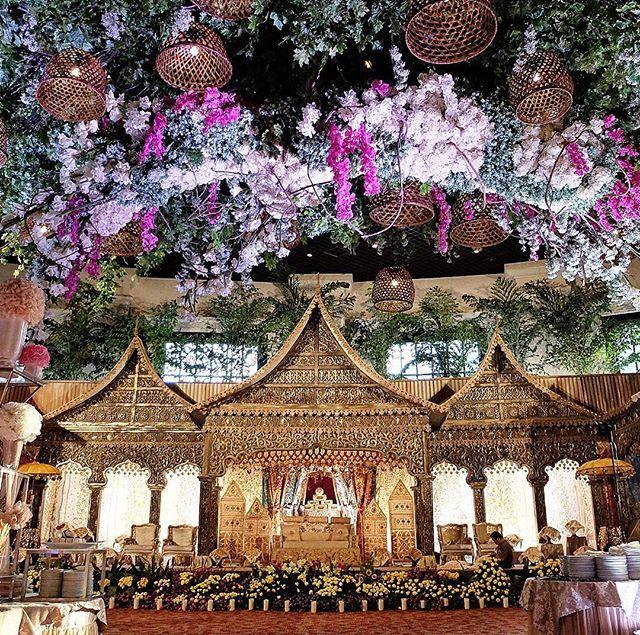 The Wedding of Asti & Ichsan // Venue at @theatriumsampoerna // Decorated by @airydesigns & @ellykasim.ek // Wedding Organized by @kinantiwedding // Lighting Designed by UPLIGHT @reizasunardi // 25.10.2015  #astriichsan #astriichsanwedding
