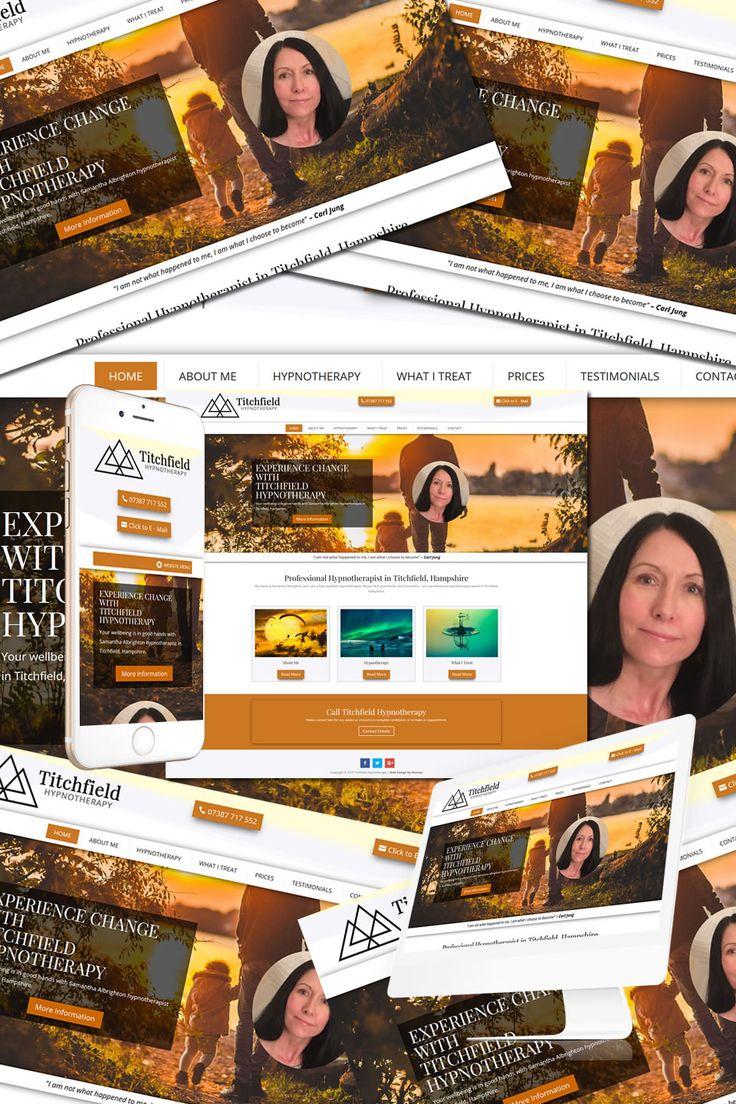 The new website for Sam Albrighton Hypnotherapist in Titchfield https://hostcat.co.uk/project/titchfield-hypnotherapy/