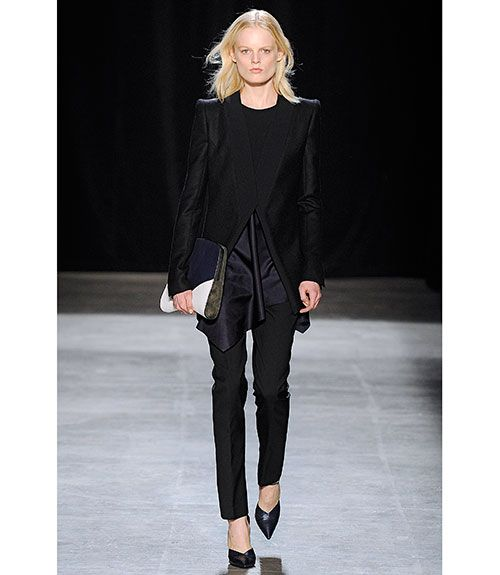 Best Work Fashion Looks from Fall 2013 Runways - Work Fashion from the Runways - Marie Claire