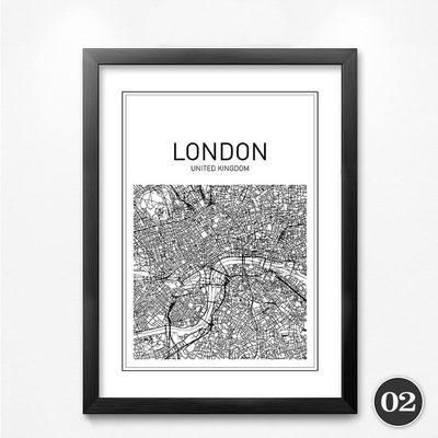- Canvas - Waterproof Ink - Cotton, Polyester - Unframed If you are looking to enliven your walls with something sophisticated and simple, any of the ...