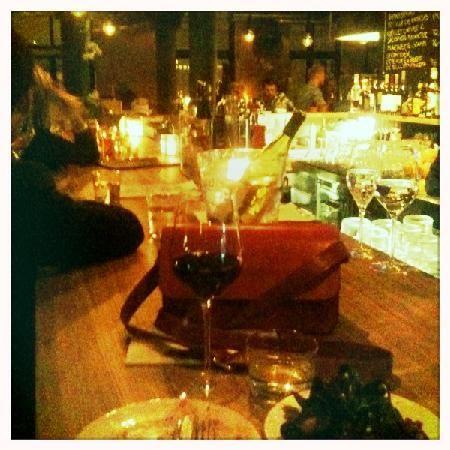 Delicatessen, great tapas bar in Grunerlokka, OSLO