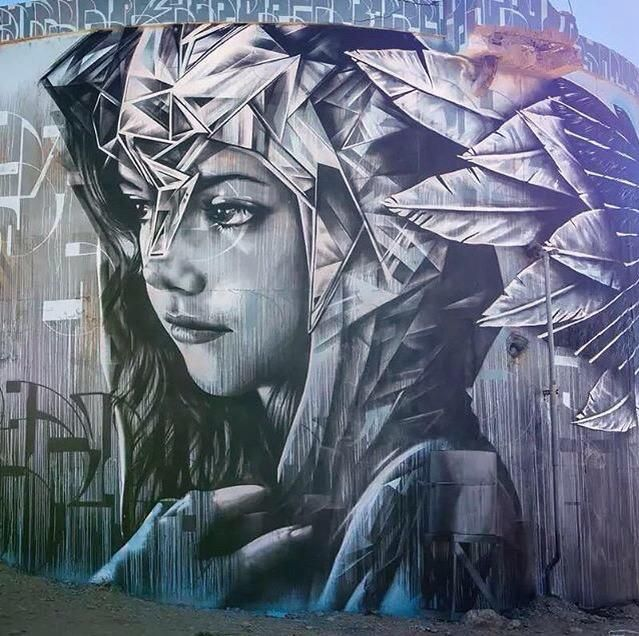 Best Street Art Images On Pinterest Urban Art Street Art - People cant decide if theyre ok with this street artists ironic messages