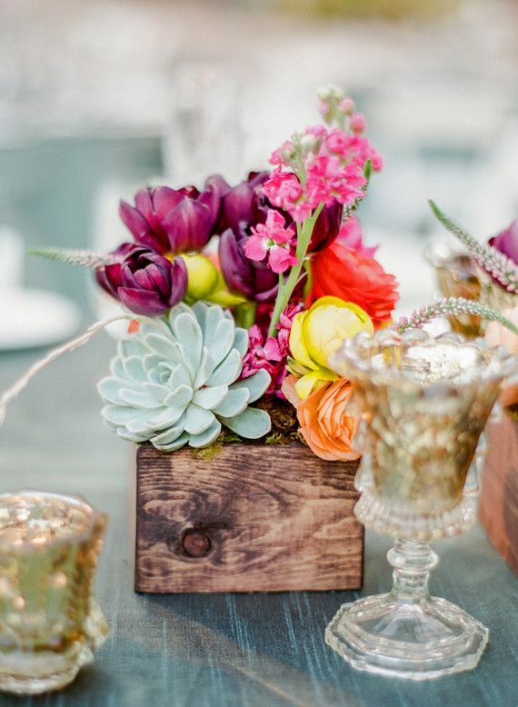 Colorful Arizona wedding: Kelsey + Mason