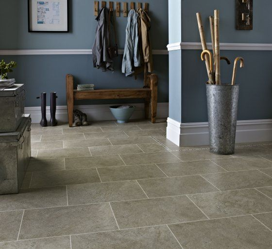 Kitchen Flooring Trends 2015: Karndean Floor- Luxury Vinyl Tile.