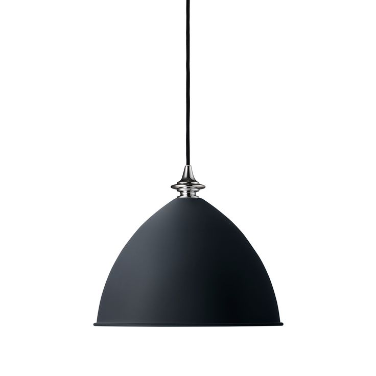 Spirit Pendant E27, Black, 321