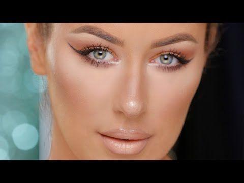 Bronze Tutorial + HUGE Make Up For Ever GIVEAWAY!!!- Chrisspy - YouTube