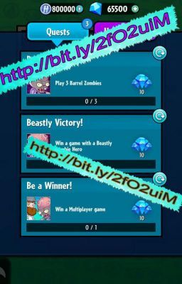 #wattpad #action From the makers of Plants vs. Zombies 2 and Plants vs. Zombies Garden Warfare 2 comes the next great game in the epic battle between doom and bloom - Plants vs. Zombies Heroes. Collect Heroes with outrageous and incredible super powers and build your ultimate battle team. And, for the first time ev...