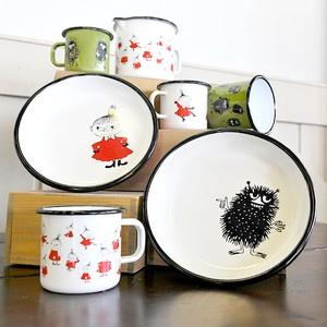 Moomin Mugs, Plates  Jugs