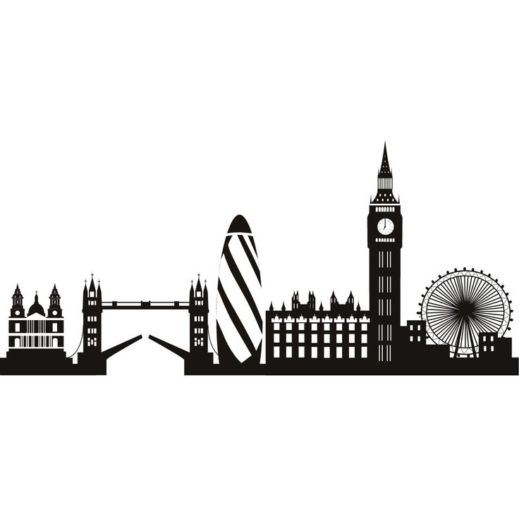 The 25+ best London skyline ideas on Pinterest ...
