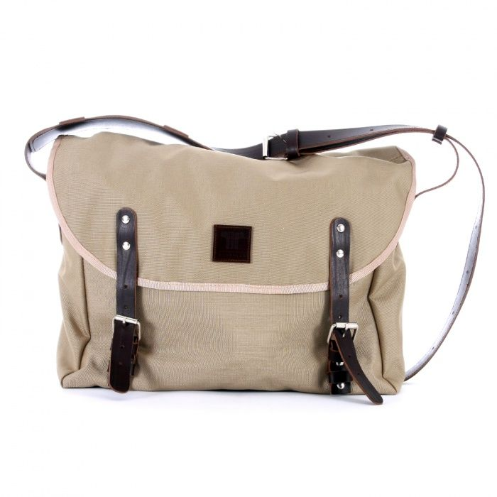 Messenger bag - bézs - My favourite brand.