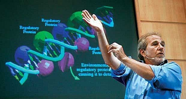 Bruce Lipton - How Our Thoughts Control Our DNA