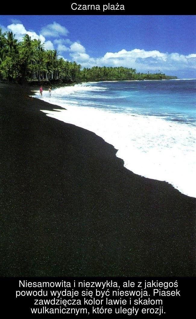 Black beach. #beach #nature