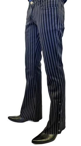 350 kr. 'DUKe' - Retro 60S/70S Striped Flares By Madcap-30-Grey Madcap England http://www.amazon.co.uk/dp/B00AF7Q6RE/ref=cm_sw_r_pi_dp_Fed5wb0D0406N