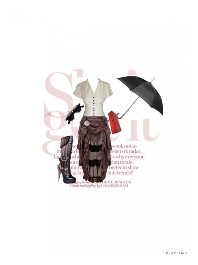 """""""Vices & virtues"""" by yasisapunkmermaid on Polyvore featuring Totes and HADES"""