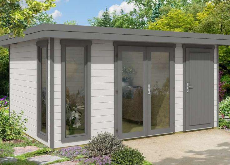 Gartenhaus Aldo28 C in 2019 Gartenhaus, Garten und
