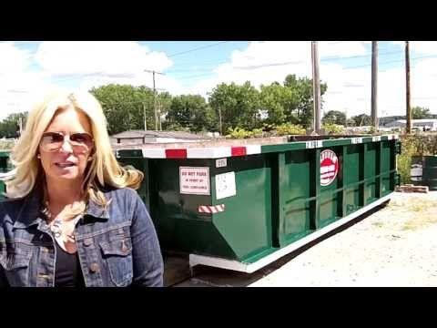 Aledo Illinois Dumpster Service