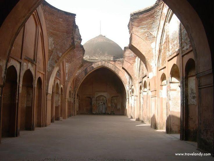 Katra Masjid, where Murshid Quli Khan, founder of Murshidabad, is buried