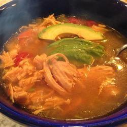 Caldo De Pollo (Mexican Chicken Soup) Allrecipes.com