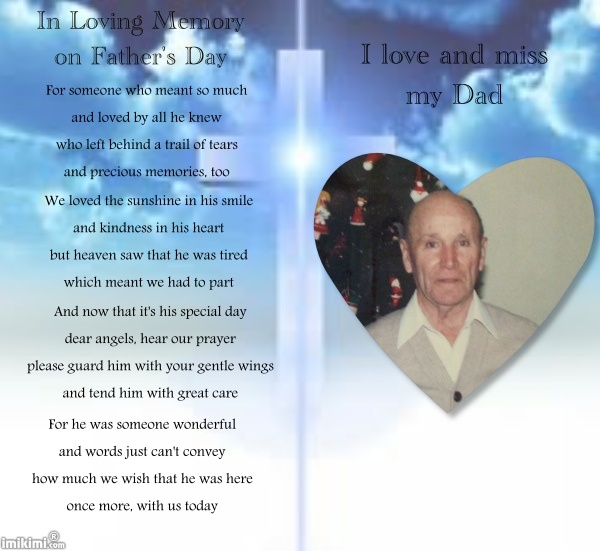 In Memory Dad Parent Daddy: 1000+ Images About For My Dad In Loving Memory On