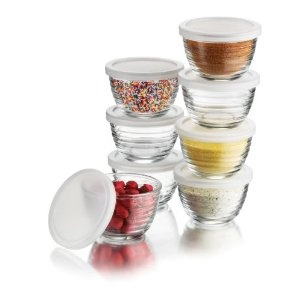 small glass bowls for baby food