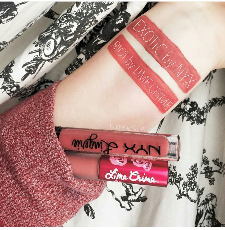 """Lime Crime """"Riot"""" Dupe. Not exact, but pretty darn close!"""