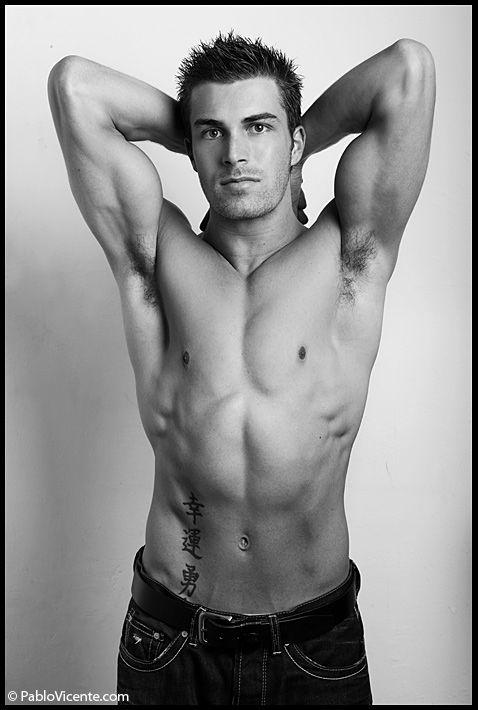 Model Sven Smits