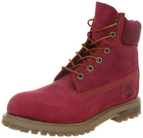 Timberland-AF-6IN-PREM-3204R-Bottes-femme-Rouge-TR-SW127-41-EU-0