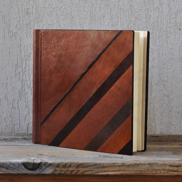 Excited to share the latest addition to my #etsy shop: Wedding Photo Album, Unique Leather photo album, Patchwork, Travel photo album, Anniversary, Photography, Scrapbook, Wedding, Family album http://etsy.me/2o71kUS #weddings #brown #weddingphotoalbum #leatheralbum #w