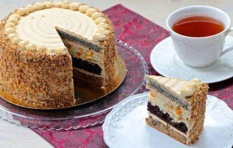 Рецепты торта «Королевский»: секреты выбора ингредиентов и добавления