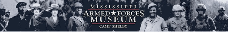 Mississippi Armed Forces Museum   Camp Shelby, MississippiMississippi Arm, Museums Camps, Force Museums, Army Wife, Army Life, Arm Force, Camps Shelby