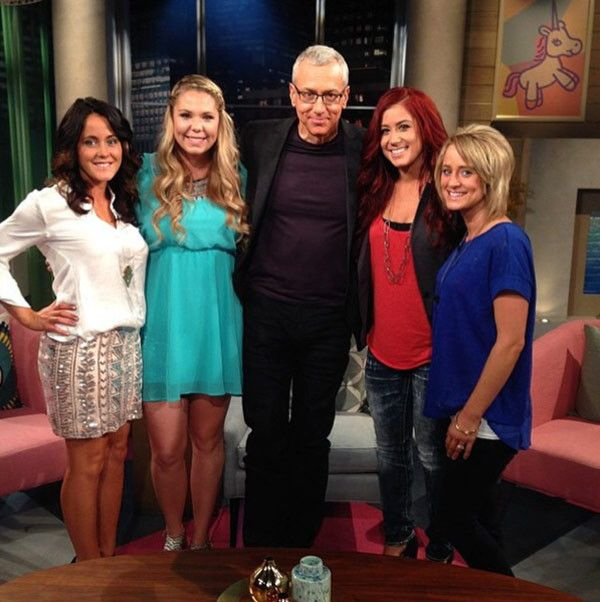 PICS] 'Teen Mom 2' Cast Reunites For Dramatic Season 5: Jenelle ...