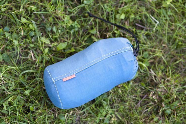 Ripstop Blue-Orange | Hamacul Meu