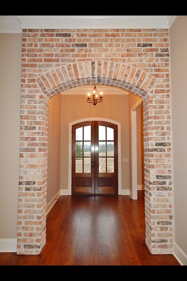The 25 Best Brick Archway Ideas On Pinterest Exposed Brick Kitchen Diy Interior Archway And