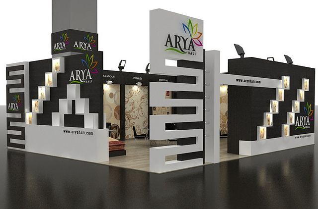 3d Fuar stand tasarımı - Fair Design by DesignErkan Logo Grafik TASARIM | Graphic Design, via Flickr