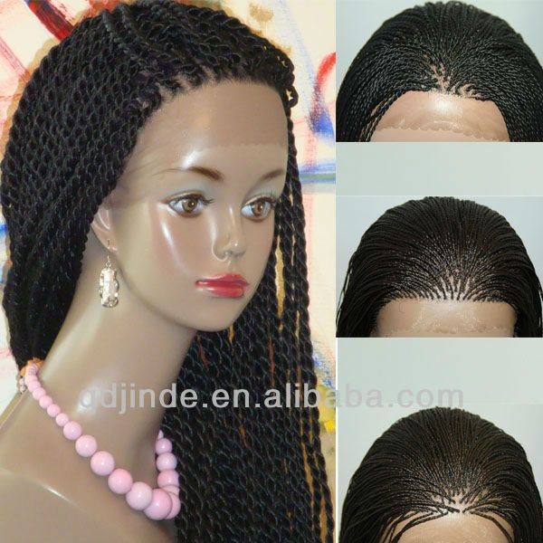 Marvelous 1000 Images About Braided Lace Wigs On Pinterest Lace Lace Short Hairstyles Gunalazisus
