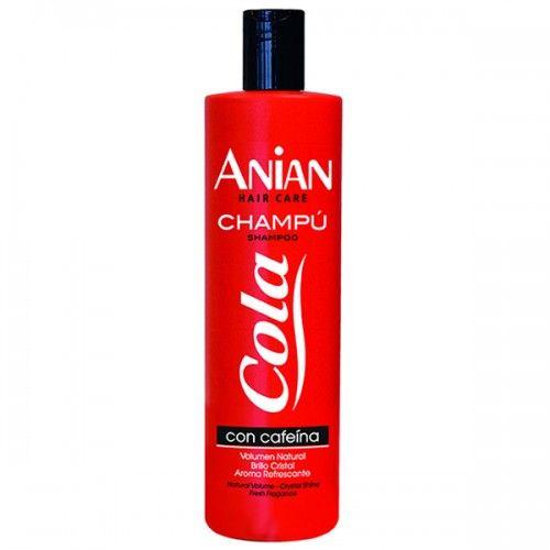 Sampon Anian Cola cu Cafeina - Triodeluxe Cosmetics