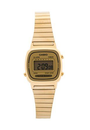 Simplicity from Casio