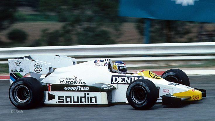 Keke Rosberg! #F1 @LegenF1