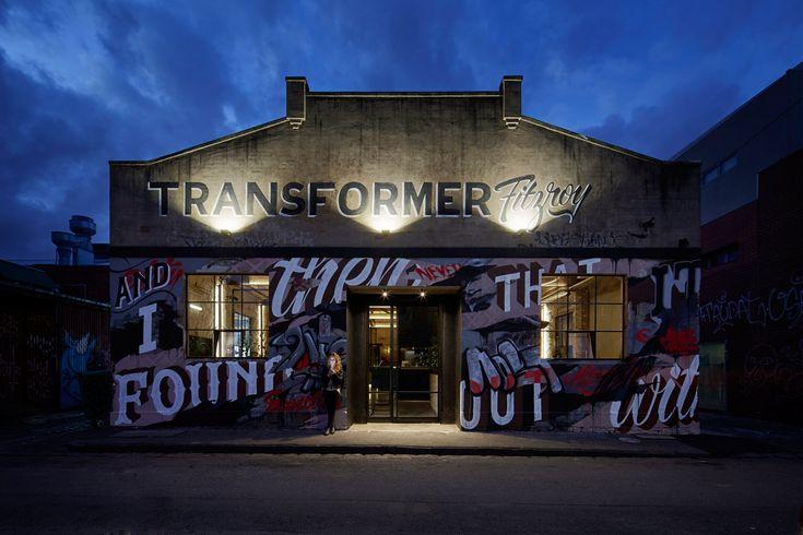 Transformer - Peter Clarke Photography