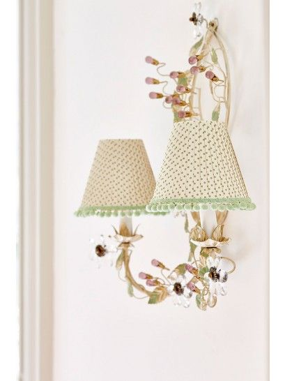 Morning Dew Lampshade- Small