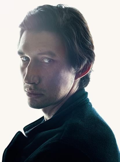 Adam Driver photographed for TIME on October 25, 2015 in New York.