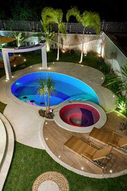 Pool design holz  3016 best Pools images on Pinterest   Swiming pool, Swimming pools ...