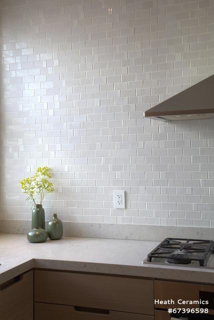 DUAL GLAZE WHITE | Lightbox | Heath Ceramics | Tandem Vault