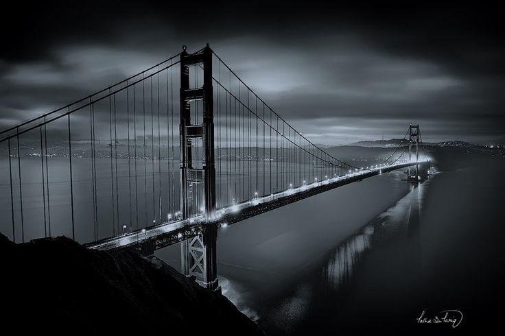 Golden Gate Bridge IV by tt83x