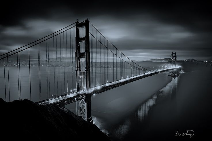 Golden Gate Bridge IV by tt83x