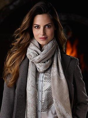 Anna ScarfScarf Ideas, Style, Fashionista, Anna Scarf, Beautiful, Scarves, Etro Anna, Fashion Ista